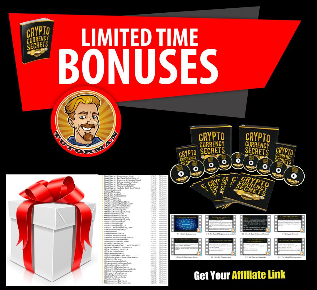 EzyEth Bonuses from Tutorman