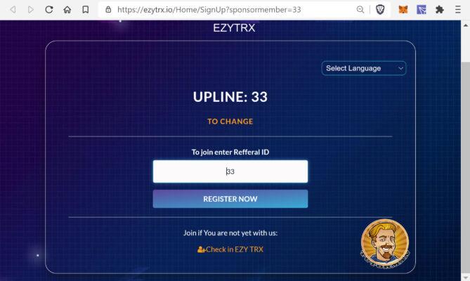 EzyTrx.com Sponsor 33