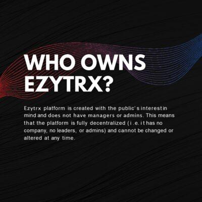 EZYTRX.COM FAQ 3